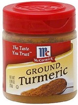 McCormick Ground Turmeric - $7.22