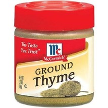 McCormick Ground Thyme - $6.88