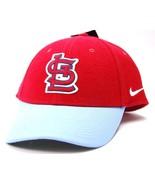 St. Louis Cardinals Nike L91 MLB Baseball Wool Two Tone Adjustable Cap Hat - $22.75