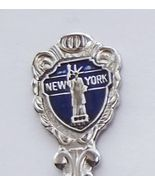 Collector Souvenir Spoon USA New York Statue of... - $2.99