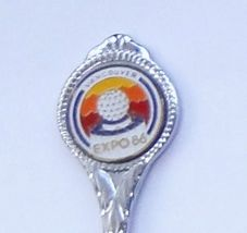 Collector Souvenir Spoon Canada BC Vancouver Expo 1986 - $1.99