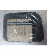 Creative Memories Cross Body Canvas Messenger Bag Tan Gray Brown NEW - $24.75