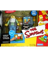 The Simpson's Exclusive Jasper Interactive Retirment Castle  - $44.95
