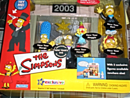 Simpson's Exclusive 2003 New Years Eve - $39.95