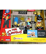 Simpson's Exclusive 2003 New Years Eve - $40.00
