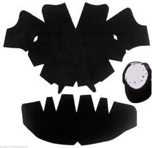 3Pk BLACK-LARGE Baseball Cap Crown Insert & Panel Shape Combo| Flexfit Hat Liner - $20.64