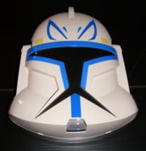 Star Wars Clone Wars Learning Laptop Computer Oregon Scientific White Blue - $25.00