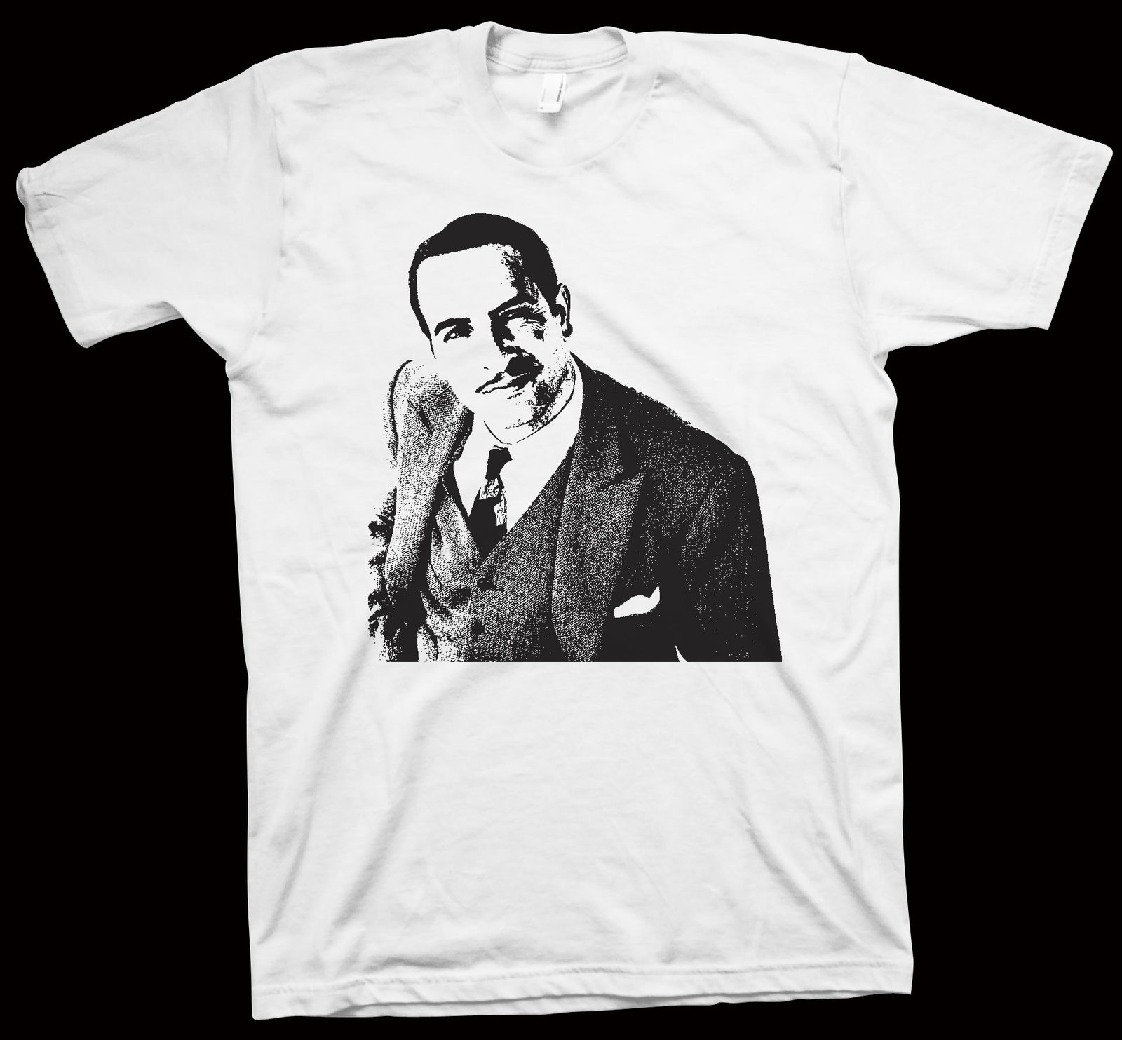 Jean dujardin t shirt the artist oss 117 cairo nest of for Jean dujardin 99 francs streaming