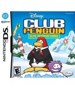 Disney Club Penguin: Elite Penguin Force  (Nintendo DS, 2008) - $3.99