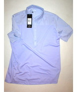 NWT $60 New Adidas Golf Polo Puremotion Large W... - $24.00