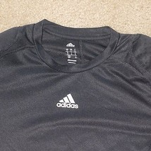 Adidas Clima Cool, Men's Long Sleeve Padded Shirt, Black, Small - $17.98