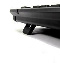 QSENN GP-K5000 USB Wired Korean English Keyboard with Cover Skin Protector image 2