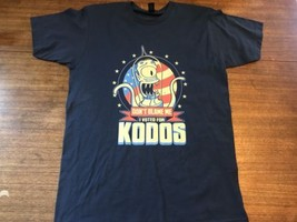 Simpsons Vote For Kodos T-shirt Rare Medium  - $17.10