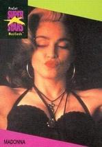 Madonna trading Card (Musician) 1991 Proset Musicards Super Stars #65 - $3.00