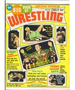 Lou THESZ Verne GAGNE Bobby SHANE Women 1968 Big Book Of WRESTLING - $12.99