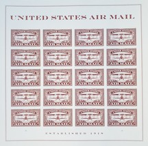 United States AIR MAIL RED - (USPS)  FOREVER STAMPS 20 - $15.95
