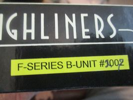 Highliners Stock #2007 F7 B-Unit Kit with Screens and all Parts HO Scale image 11
