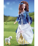 1998 BARBIE HAD A LITTLE LAMB 1ST IN NURSERY RHYME COLLECTION MIB NRFB - $19.79