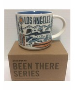 Authentic Starbucks Been There Series Los Angeles  CA Coffee Cup - $16.82