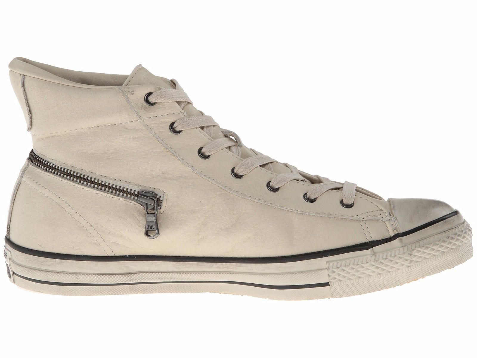 a2637111fe372e CONVERSE BY JOHN VARVATOS Leather Mens Sneaker Shoe! Reg 185 Limited Sale   99
