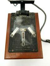 Vintage Franklin Embosser Hot Foil Stamp Imprinting Embossing Machine Parts Only image 3