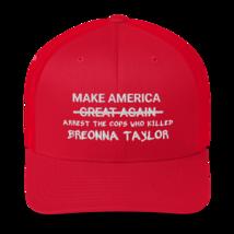 Make America Arrest The Cops Hat / Lebron James Maga Hat / Lebron maga Hat / Tru image 1