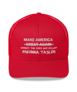Make America Arrest The Cops Hat / Lebron James Maga Hat / Lebron maga H... - $36.00
