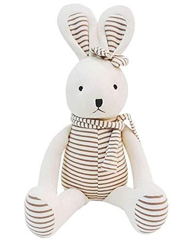 MDB Factory Organic Big Large Size Attachment Doll Stuffed Animal Rabbit Plush T