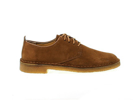 Lace-up shoes Clarks D L M SCO in there suede leather - Men's Shoes - $165.30