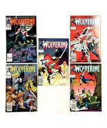 Marvel Comic Books Wolverine #1-5 - $99.00
