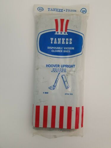 Hoover Upright Style 215 Yankee Vacuum Cleaner Bags 4 Pack  image 8