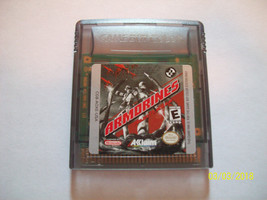 Armorines: Project S.W.A.R.M. (Nintendo Game Boy Color, 1999) Authentic - $6.22
