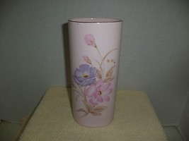 Beautiful Pink Floral Vase - $9.99