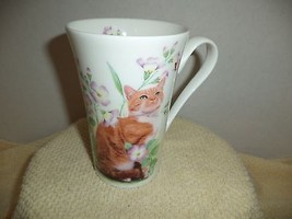Just Cats Fine Bone China Coffee Cup - $9.99