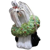 Yoshie the Yorkie Ornament - $19.95