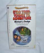 Star Trek Which Way Books #15 VOYAGE TO ADVENTU... - $9.99