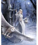New Year Ahead Reading from 92 yr old Witch Albina Cassia4 Magick Coven - $53.08