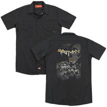 Batman - Batman One (Back Print) Adult Work Shirt - $44.99+