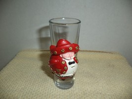 #2 Cozumel Shot Glass W/ Spanish Man - €4,28 EUR