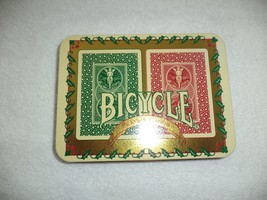 Bicycle Holiday Collection Playing Cards - $19.99