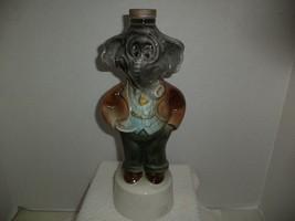 Vintage Jim Beam Political Elephant Decanter - $34.99