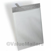 100 12x15.5 WHITE POLY MAILER ENVELOPE BAGS 12 x 15.5 - $12.64