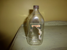 Vintage bottle glass Sudsu Duraglas advertising  - $13.99
