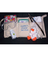 Daddys Diaper Service Aprons - $30.00