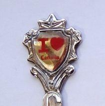 Collector Souvenir Spoon Canada I Heart Love Canada - $2.99