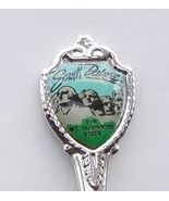 Collector Souvenir Spoon USA South Dakota Mt Ru... - $2.99