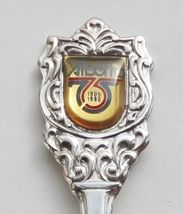 Collector Souvenir Spoon Canada Alberta 75 1905 to 1980 - $2.99