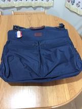 American Tourister Blue Nylon Garment Bag - NICE - $569,13 MXN