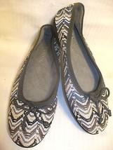 Aerosoles Teashop Ballet Flats Shoes 8M Metalli... - $38.60