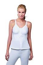 Amoena Alison Post-Surgical Garment - Size: 3X C/D White - $74.47